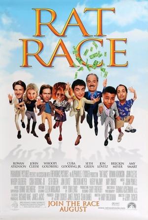 亡命夺宝 Rat Race